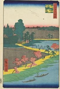hiroshige-azuma-no-mori-renti-no-azusa